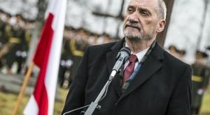 Macierewicz: Raport wyczerpująco opisuje główną przyczynę katastrofy smoleńskiej