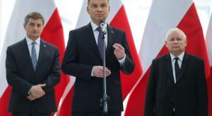 Prezydent: Lech Kaczyński służył ojczyźnie do końca