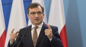 Zbigniew Ziobro: opinia rzecznika TSUE potwierdza upolitycznienie sędziów