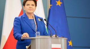 Beata Szydło wskazuje, że obecne postanowienia UE potwierdzają racje jej rządu
