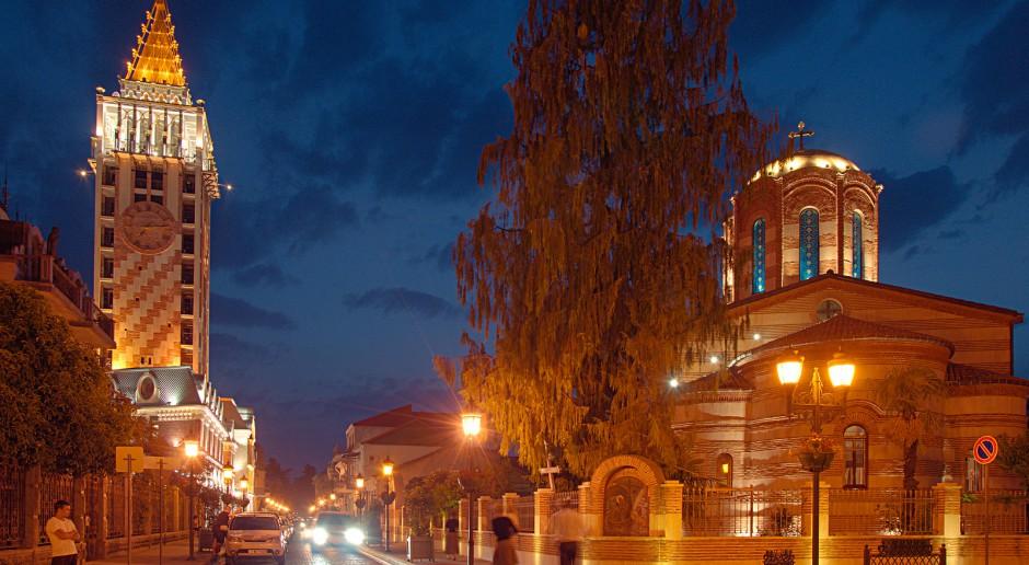 Batumi, jedno z bardziej znanych miast Gruzji. Kraj obchodzi 100 lat niepodległości, podobnie jak Polska, źródło: Przemysław Wollenszleger/flickr.com/CC BY-SA 2.0