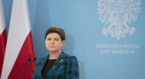 Posłowie komisji zdecydowali ws. wotum nieufności dla Beaty Szydło