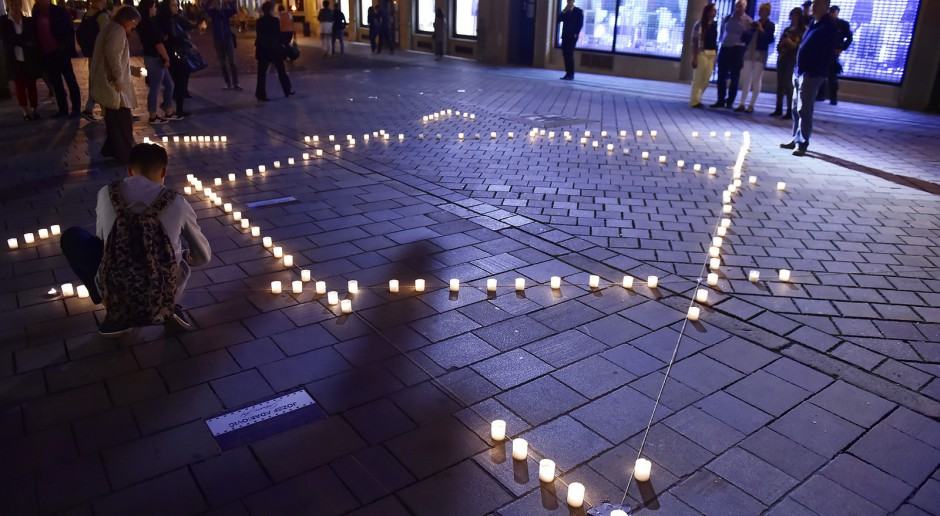 Gwiazda Dawida, symbol narodu żydowskiego, który mimowolnie stał się jednym z symboli zbrodni III Rzeszy, źródło: Bratislavská župa/flickr.com/CC BY 2.0