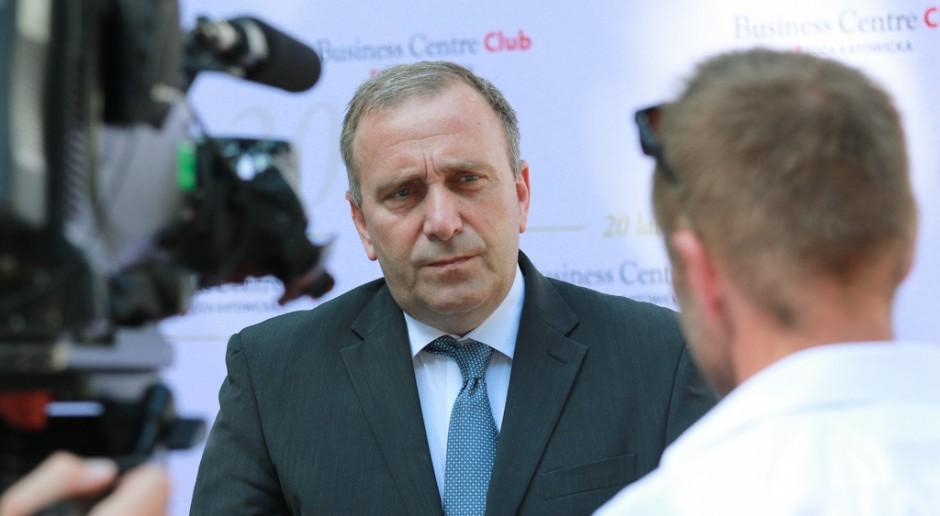 Schetyna: Postanowiliśmy utworzyć wspólny klub parlamentarny PO i Nowoczesnej