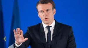 Prezydent Francji chce marginalizacji krajów oskarżanych o populizm