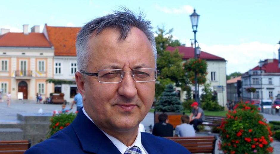 Poseł na Sejm RP VIII kadencji Józef Brynkus (Kukiz'15), źródło: facebook.com/brynkusjozef