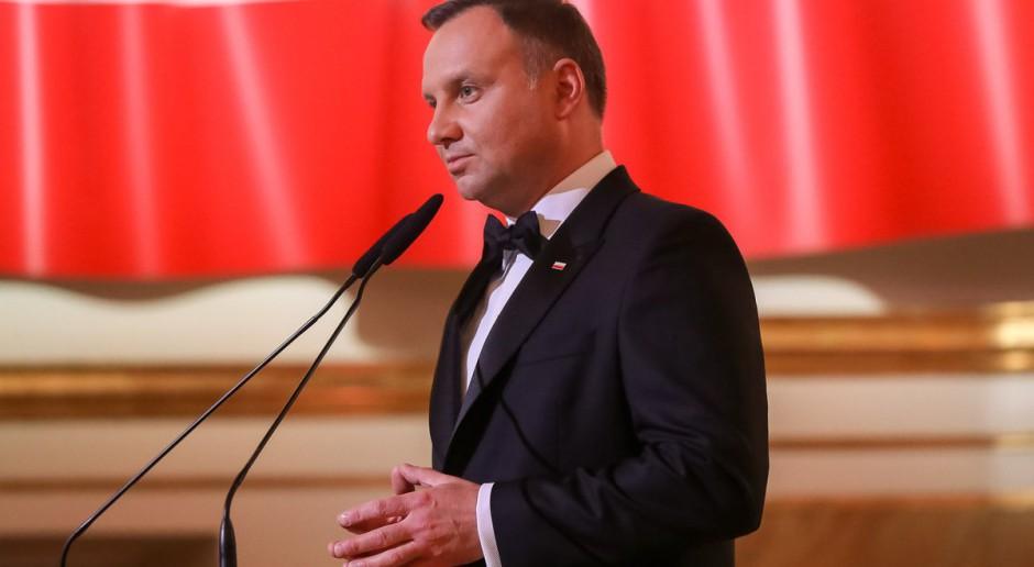 Prezydent Andrzej Duda, źródło: Grzegorz Jakubowski/KPRP/twitter.com/prezydentpl