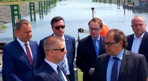 Ministerstwo Gospodarki Morskiej kreśli plany rozbudowy dróg wodnych
