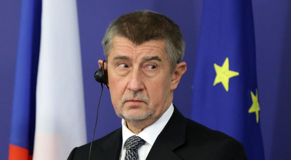 Premier Czech chwali się sukcesem razem z Mateuszem Morawieckim