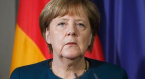 """Decyzja Angeli Merkel to """"koniec pewnej epoki"""""""