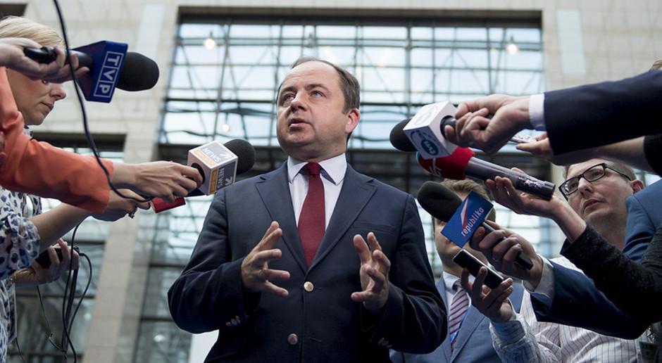 Szymański: Brak ratyfikacji decyzji o zasobach własnych oznacza zaburzenie działania całego budżetu UE