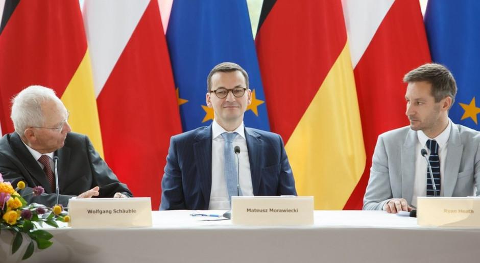 """Mateusz Morawiecki: potrzebny jest """"plan Marshalla"""" dla Afryki"""