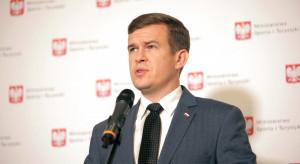 Polski minister kandydatem na szefa Światowej Agencji Antydopingowej