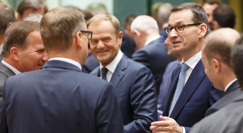 Mateusz Morawiecki: Polska osiągnęła sukces w kwestii uchodźców