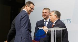 Viktor Orban ogłosił triumf Grupy Wyszehradzkiej [WIDEO]