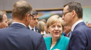 Koalicjant Angeli Merkel cieszy się z ustaleń dotyczących migracji