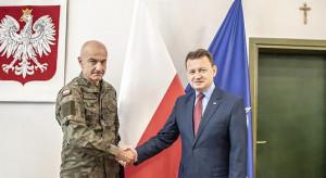 Zmiana szefa Sztabu Generalnego Wojska Polskiego - bez sensacji