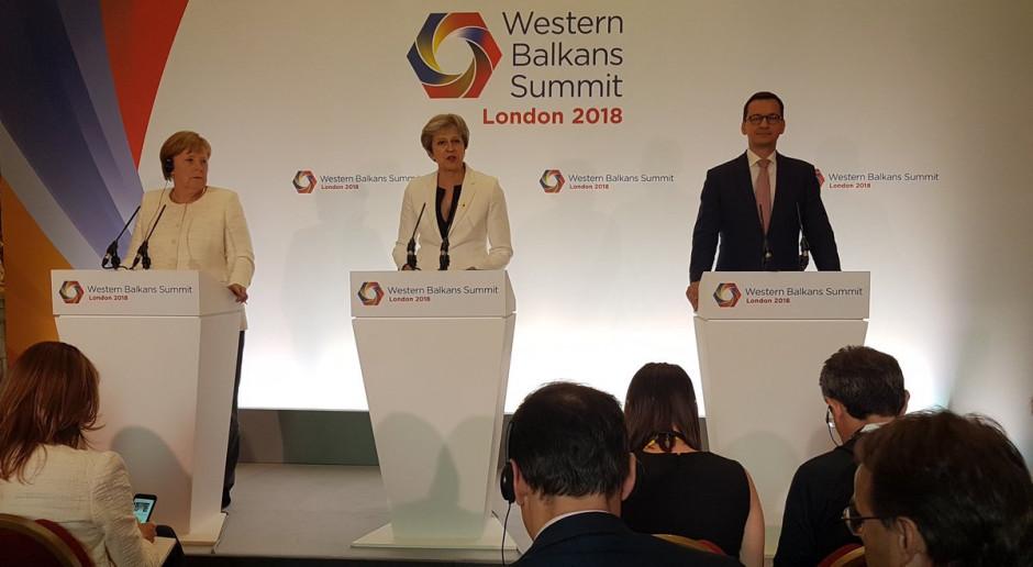 Przyszłoroczny szczyt procesu berlińskiego odbędzie się w Poznaniu
