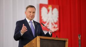 Andrzej Duda: werdyktu obywateli przy urnach nie wolno kontestować
