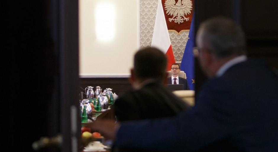 Posiedzenie Rady Ministrów. (fot. Krystian Maj/KPRM)