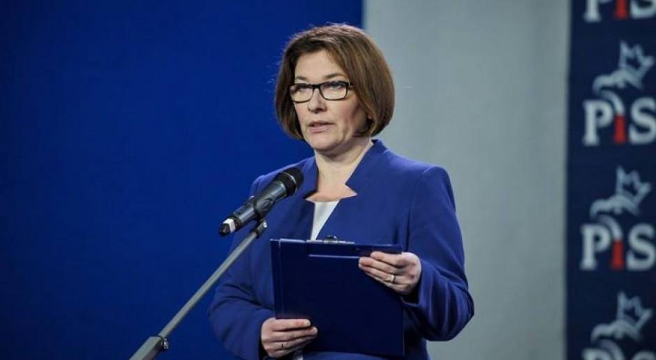 Krystyna Skowrońska: skieruję wniosek do komisji etyki przeciw Beacie Mazurek