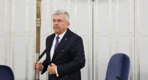 Karczewski ostro o nowelizacji specustawy w Senacie