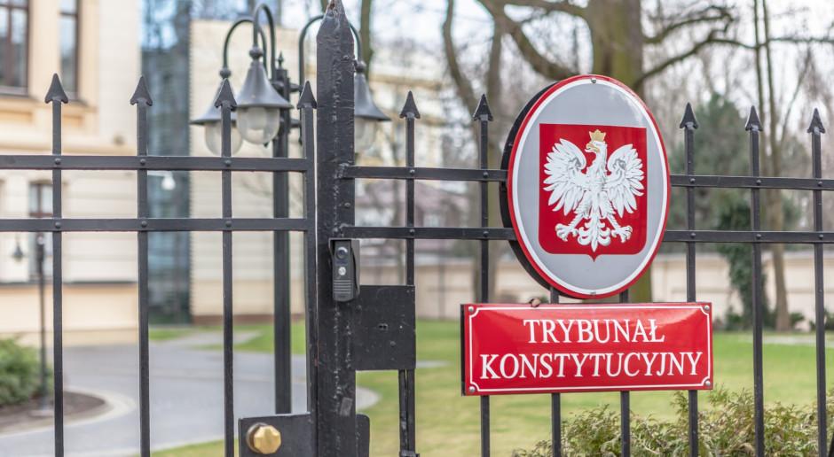 Piotrowicz, Pawłowicz i Chojna-Duch kandydatami PiS na sędziów Trybunału Konstytucyjnego