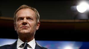 Tusk: Kaczyński jest zdolny zablokować pomoc z UE, byle nadal gwałcić praworządność