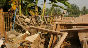 Unia Europejska włączyła się pomoc po trzęsieniu ziemi