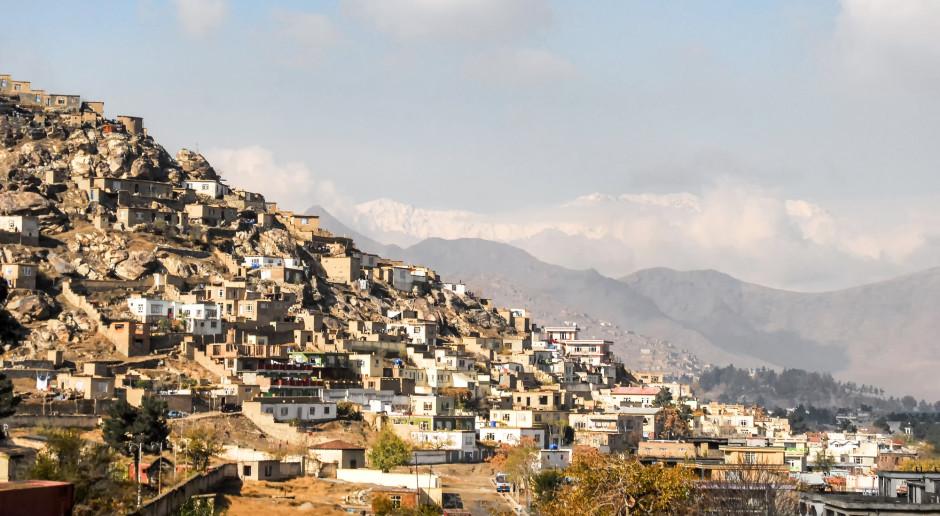 USA wstrzymują fundusze dla Afganistanu