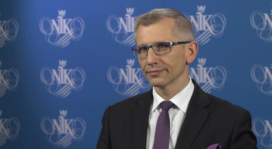 Krzysztof Kwiatkowski, szef NIK, który kończy swoją kadencję. (fot. NIK/materiały prasowe)