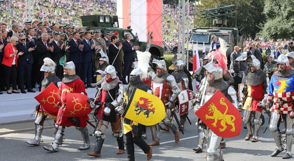 Wszystkie oficjalne obchody państwowe w tym roku są naznaczone 100-leciem Niepodległości Polski. (fot. Kancelaria Sejmu RP/flickr.com/CC BY 2.0)