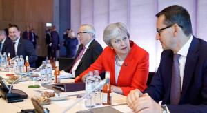 Tusk i Juncker dopuszczają brexit bez porozumienia