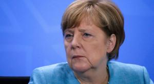 Angela Merkel potwierdza koniec kariery politycznej