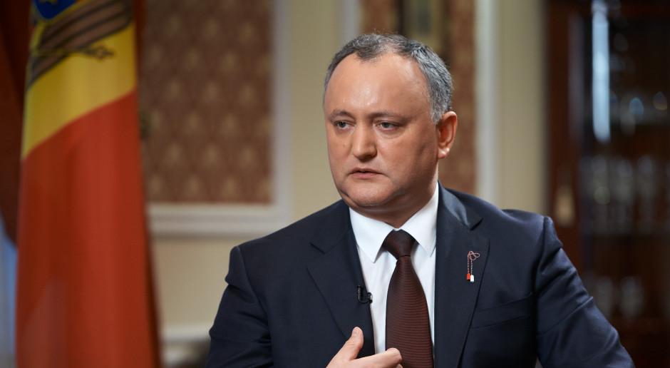 Sąd Konstytucyjny Mołdawii podał się do dymisji po oskarżeniach o kompromitację