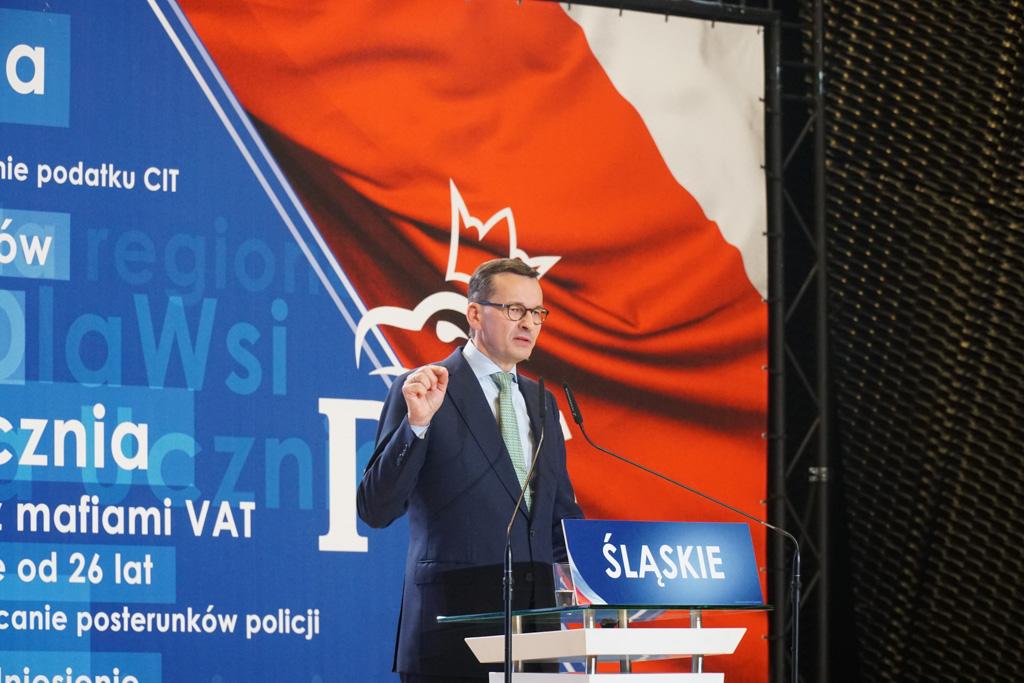 Mateusz Morawiecki, prezes Rady Ministrów RP
