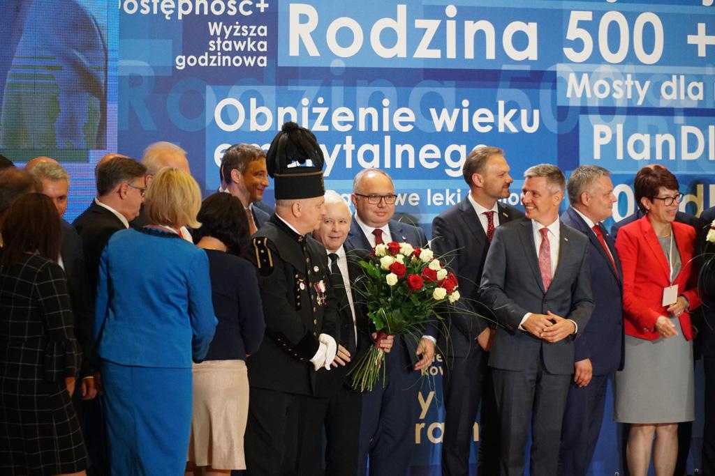 12 października w Katowicach odbyła się regionalna konwencja samorządowa Prawa i Sprawiedliwości