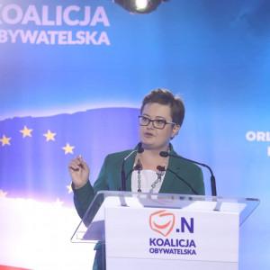 Katarzyna Lubnauer  - informacje o pośle na sejm 2015