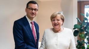 W piątek spotkanie Morawiecki - Merkel