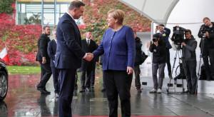 """Andrzej Duda rozmawiał z Angelą Merkel. """"To była gęsta tematycznie rozmowa"""""""