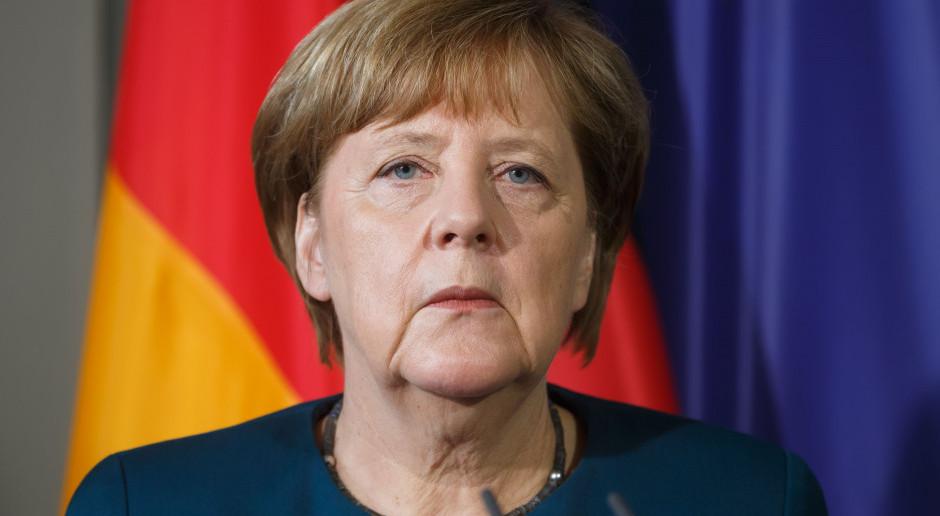 2 listopada kanclerz Niemiec Angela Merkel wraz z ministrami z wizytą w Warszawie