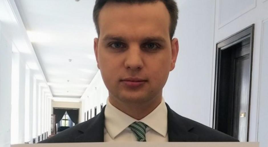 Jakub Kulesza przechodzi z Kukiz'15 do Partii Wolność