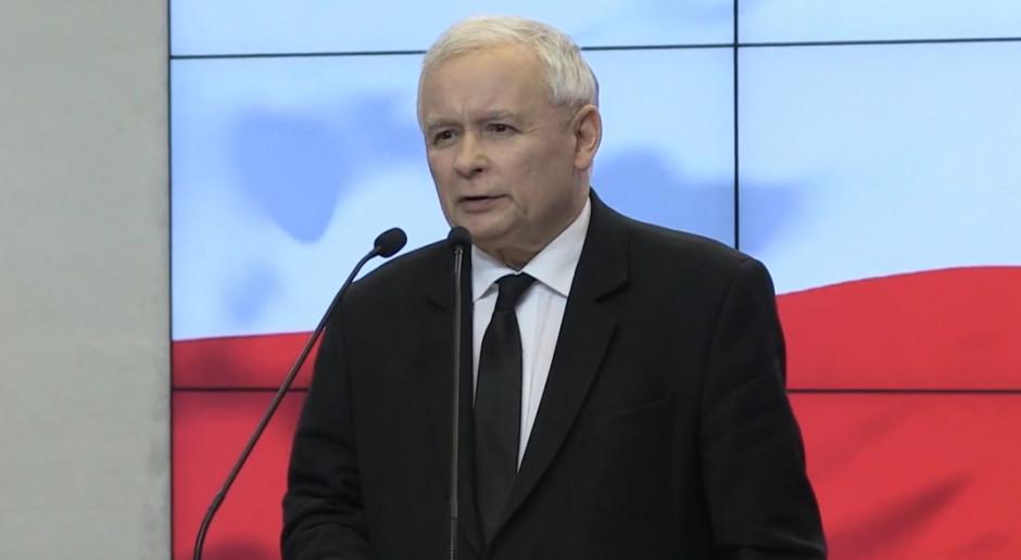 Jarosław Kaczyński: nasza partia musi się stać partią marzeń Polaków