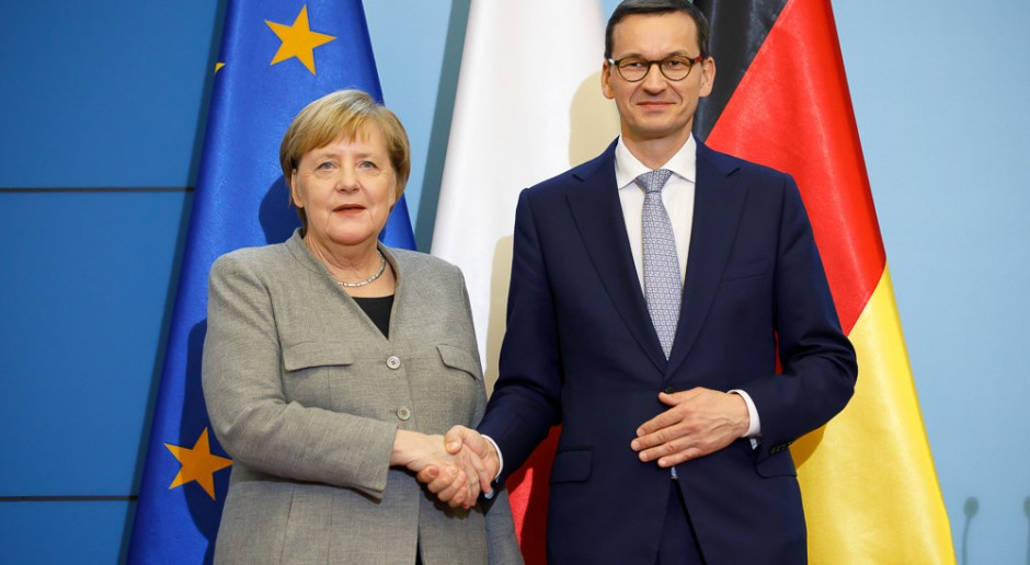Według Polski i Niemiec potrzeba stabilizacji na Ukrainie, która powinna pozostać krajem tranzytowym