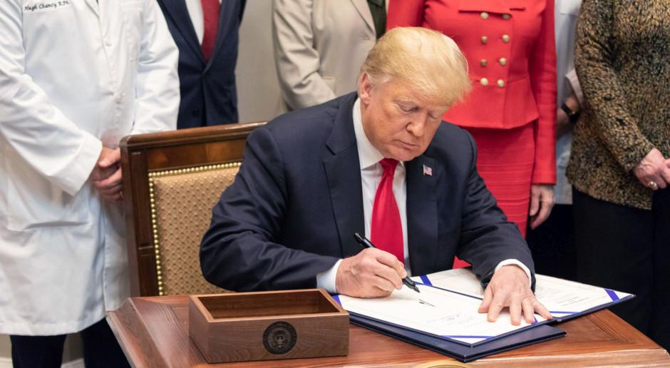 Donald Trump ma nowy sposób na zatrzymanie nielegalnych imigrantów