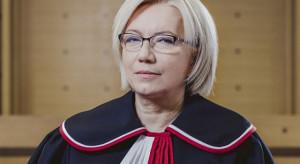 Julia Przyłębska nie zgadza się z orzeczeniem TSUE ws. polskiego sądownictwa