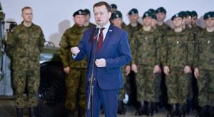 Mariusz Błaszczak: Mamy do czynienia z odbudową imperium rosyjskiego, atakiem i agresywną polityką
