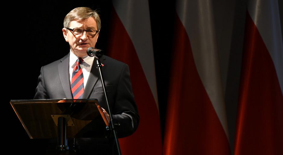 Marszałek Sejmu Marek Kuchciński (fot. Łukasz Błasikiewicz/Kancelaria Sejmu/flickr.com/CC BY 2.0)