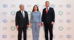 Prezydent i premier na COP 24 w Katowicach