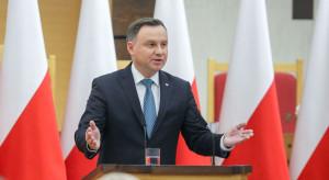 Prezydent: zachowanie Komisji Europejskiej to forma opresji wobec Polski